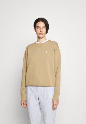 SEASONAL - Sweatshirt - boating khaki