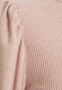 ONLY - ONLTIFFANY  - Topper langermet - mahogany/rose - 2