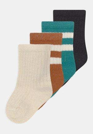 4 PACK - Socks - turquoise