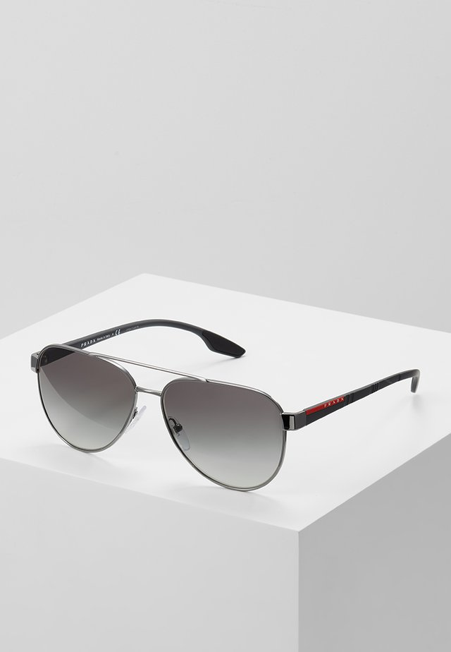 Sunglasses - gunmetal/grey gradient