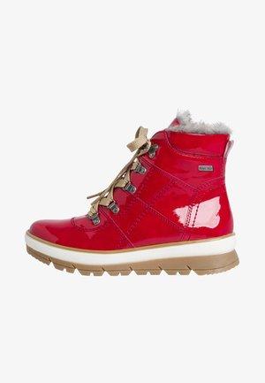 Bottes de neige - red