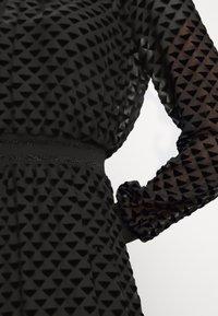 Tory Burch - DEVORE DRESS - Cocktail dress / Party dress - black - 5
