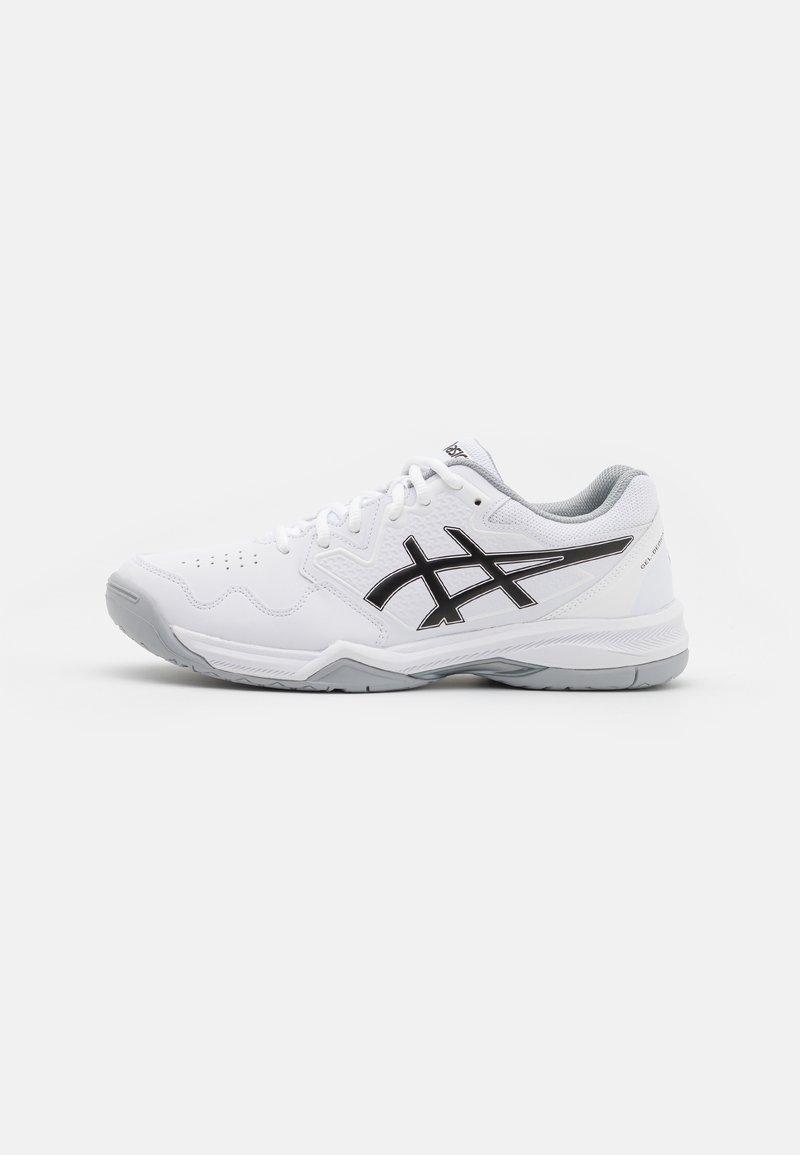 ASICS - GEL-DEDICATE 7 - Tenisové boty na všechny povrchy - white/black