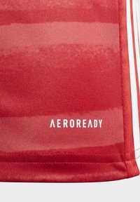 adidas Performance - HUNGARY HFF HOME AEROREADY JERSEY - Club wear - red - 6