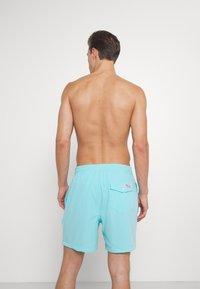 Polo Ralph Lauren - TRAVELER - Swimming shorts - hammond blue - 1