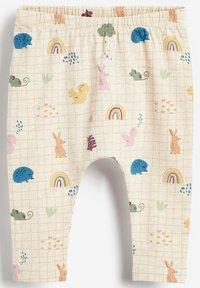 Next - 4 PIECE CHARACTER T-SHIRT AND LEGGINGS - Pyjamas - pink - 4