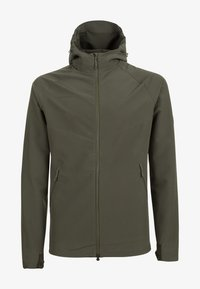 Mammut - MACUN - Soft shell jacket - green/dark green