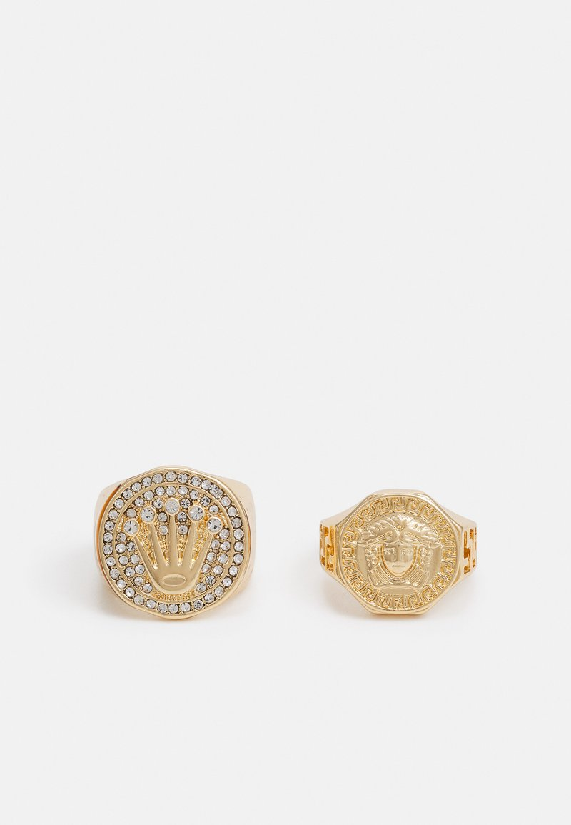 Vintage Supply - 2 PACK - Ring - gold-coloured