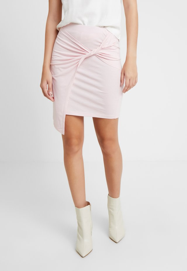 PHILA SKIRT - Wrap skirt - rose