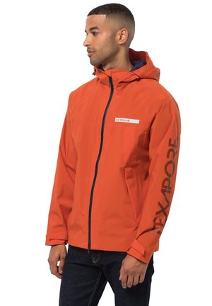 OFFSHORE  - Waterproof jacket - chili