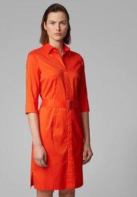 BOSS - DALIRI1 - Shirt dress - orange - 0