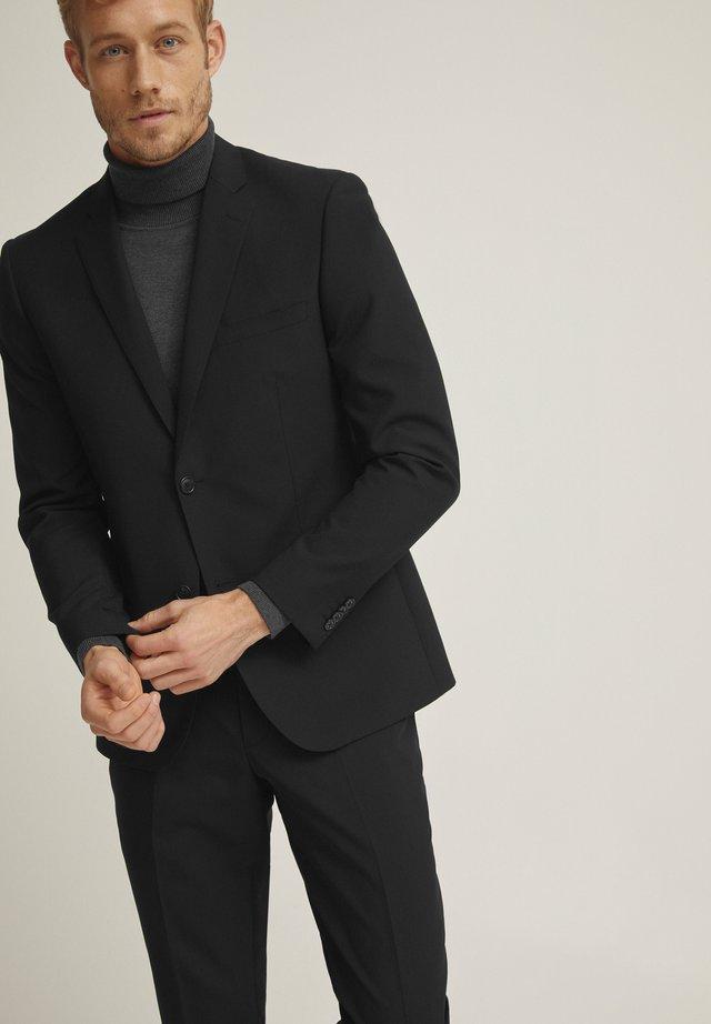 HYPERION BLZ - Jakkesæt blazere - black