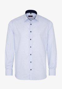 Eterna - FITTED WAIST - Formal shirt - hellblau - 3
