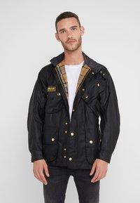 Barbour - INTERNATIONAL ORIGINAL - Summer jacket - black - 0