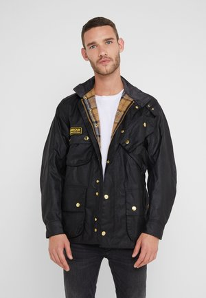 INTERNATIONAL ORIGINAL - Summer jacket - black