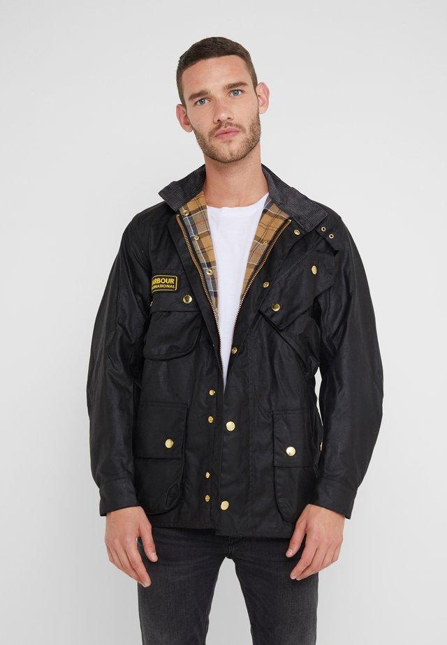 INTERNATIONAL ORIGINAL - Leichte Jacke - black