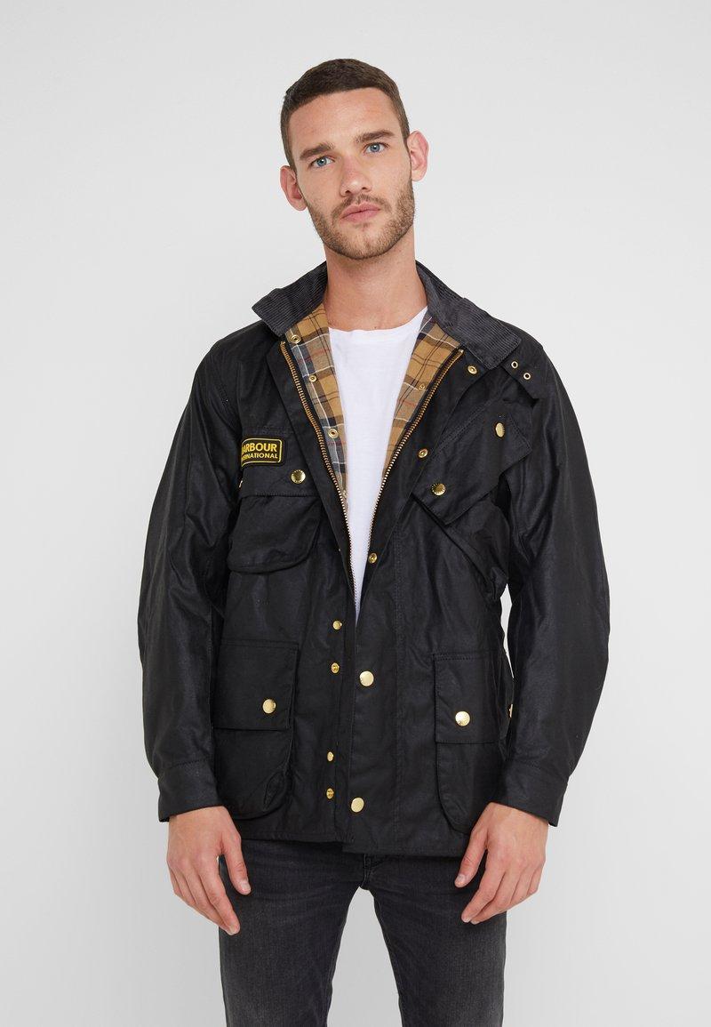 Barbour - INTERNATIONAL ORIGINAL - Summer jacket - black