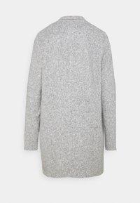 Vero Moda Tall - VMBRUSHEDKATRINE - Manteau classique - light grey melange - 1