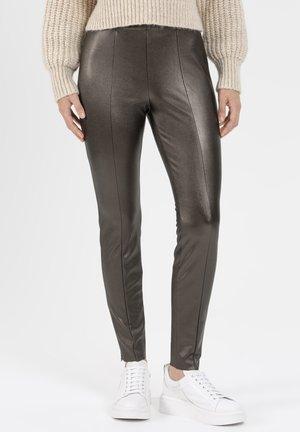 VEGANE ISABEL - Leggings - Trousers - braun
