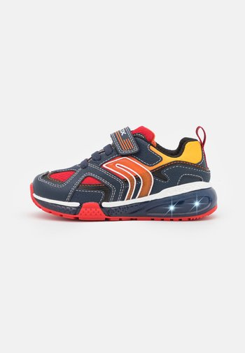BAYONYC BOY - Sneaker low - navy/red