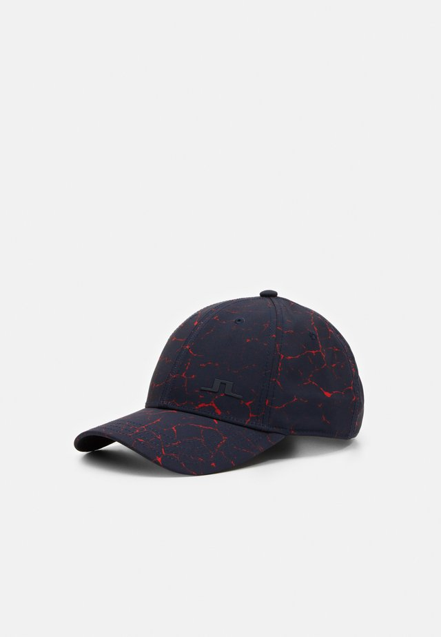 ANGUS PRINT - Pet - cobble navy