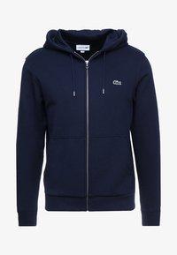 Lacoste - Zip-up hoodie - marine - 3
