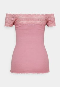 Rosemunde - Print T-shirt - zephyr rose - 1