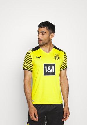 BVB BORUSSIA DORTMUND HOME REPLICA - Club wear - cyber yellow/black