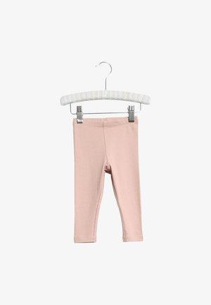 Leggings - Trousers - rose powder