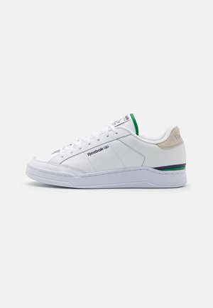 AD COURT UNISEX - Trainers - footwear white