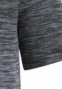 adidas Performance - Print T-shirt - schwarz\grey - 3
