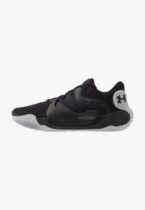 SPAWN 2 - Basketball shoes - black/pitch gray
