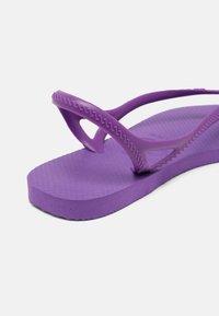 Havaianas - SUNNY - Pool shoes - dark purple - 6