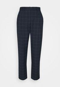 Monki - Trousers - simple grid - 3