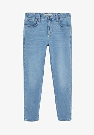 TOM - Slim fit jeans - light-blue denim