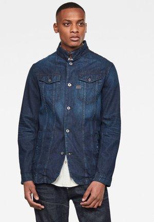 CORMAC BLAZER 2.0 - Denim jacket - worn in marine blue