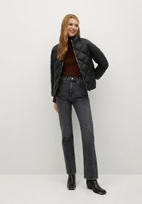 Mango - BLANDICO - Light jacket - schwarz - 1