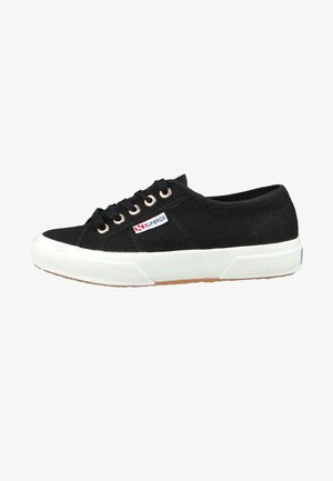 Trainers - black pale gold