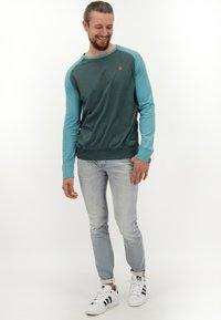alife & kickin - SAMMYAK - Long sleeved top - emerald - 1