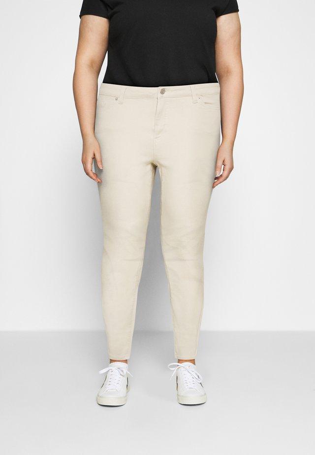 VMLORA PANTS - Leggings - Trousers - birch