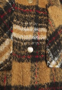 ONLY - ONLCARTER LIFE CHECK - Krátký kabát - black - 2
