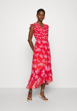 DELA JASMINE DRESS - Day dress - red