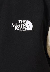 The North Face - DIABLO MIDLAYER ZIP - Fleece jumper - vintage white/black - 2