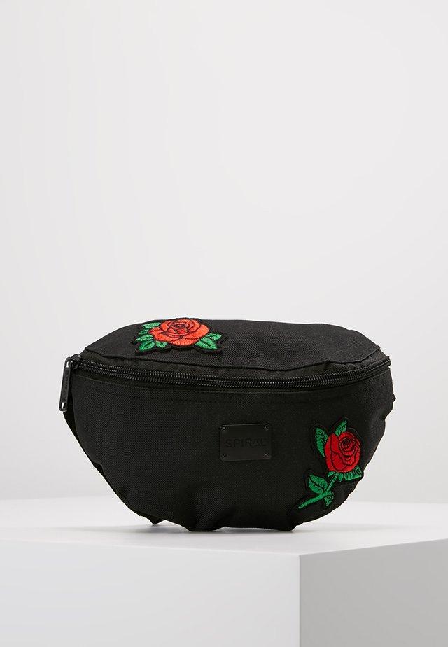HARVARD BUMBAG - Bum bag - black