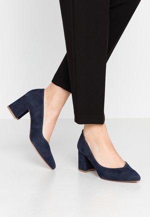 TIANA REVO - Classic heels - dark blue