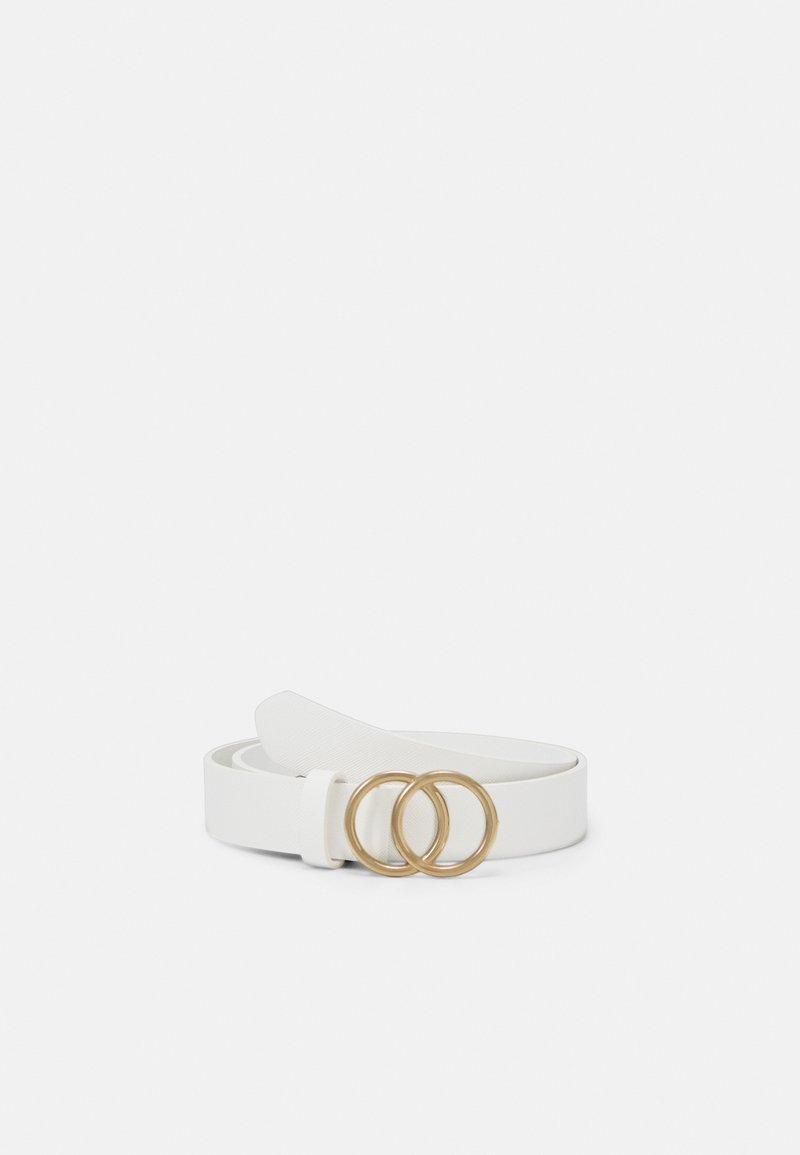 ALDO - Belt - white
