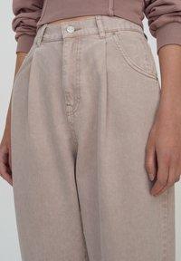 PULL&BEAR - Trousers - rose - 4