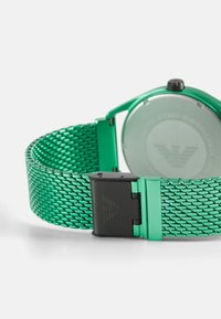 Emporio Armani - MATTEO - Ure - green - 1