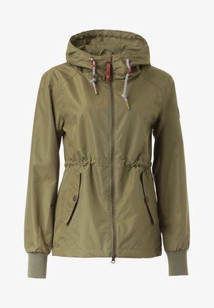 MALYA - Training jacket - four leave clover