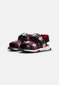 Dsquared2 - UNISEX - Sandals - black/red - 1